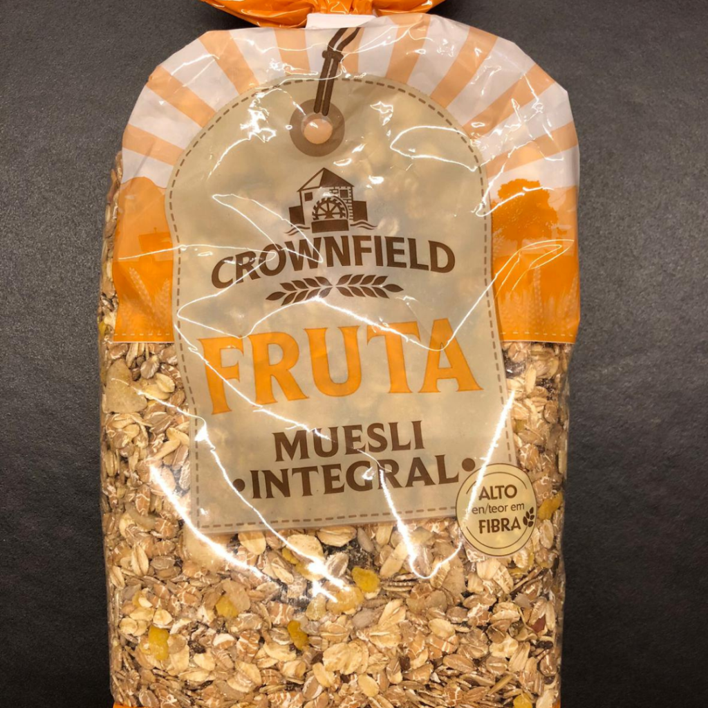 Muesli Real Food de LIDL